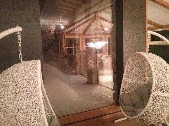 Hotel Portillo Dolomites 1966': Spa area