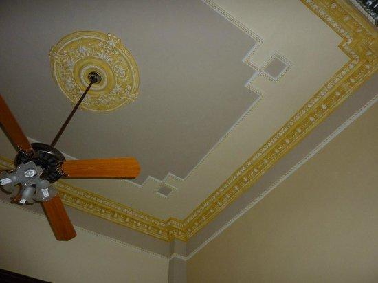Casa Particular Carmen: beautiful ceilings