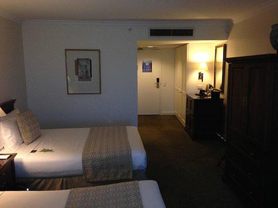 Stamford Plaza Sydney Airport: Room