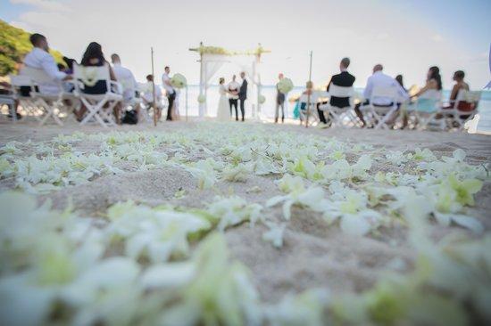Silavadee Pool Spa Resort : Wedding