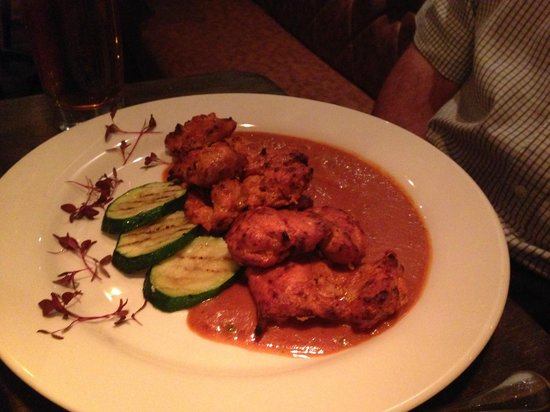 Roots at N1: Butter chicken