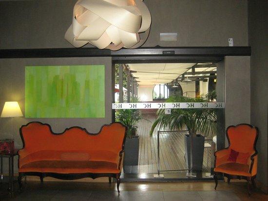 Hotel El Castell: Lobby