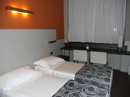 Soperga Hotel: habitacion