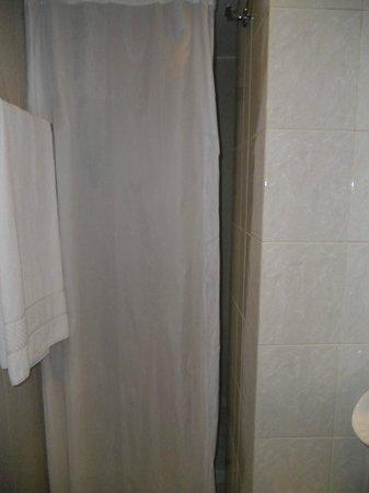 Soperga Hotel: ducha