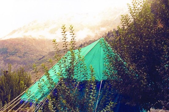Baikunth Adventure Camp: Swiss Cottage Deluxe Tent