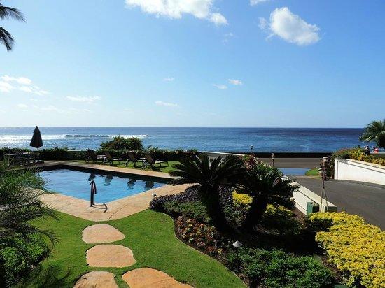 Alihi Lani Poipu Beach Oceanfront Condominiums