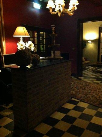Hotel Egmond: Lobby