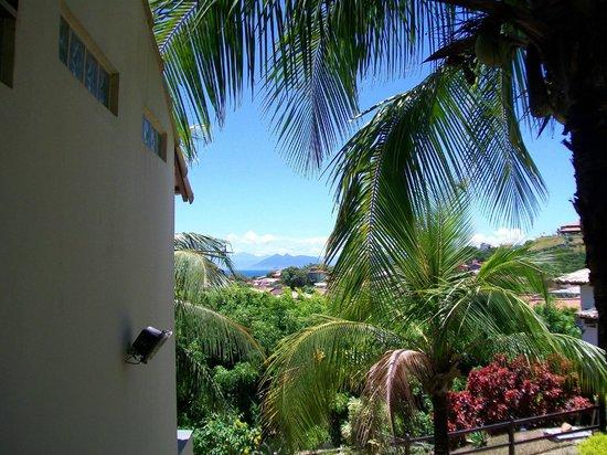 Pousada Gammel Dansk: Vista desde el hotel.