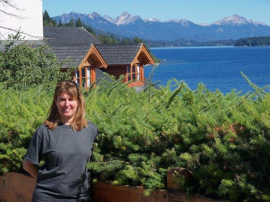 Altuen Hotel Suites&Spa : alrededores del hotel