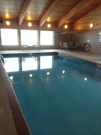 AmericInn Lodge & Suites Lincoln South: SPACIOUS POOL
