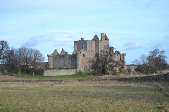 Craigmillar Castle: The castle