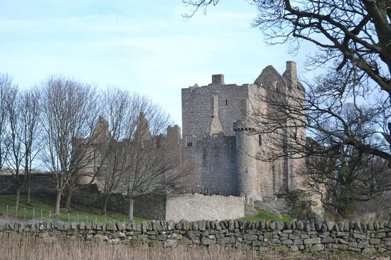 Craigmillar Castle: Craigmiller castle