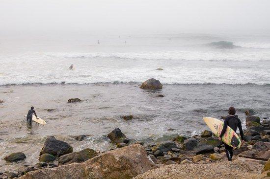 The Break : Narragansett is the heart of New England surfing