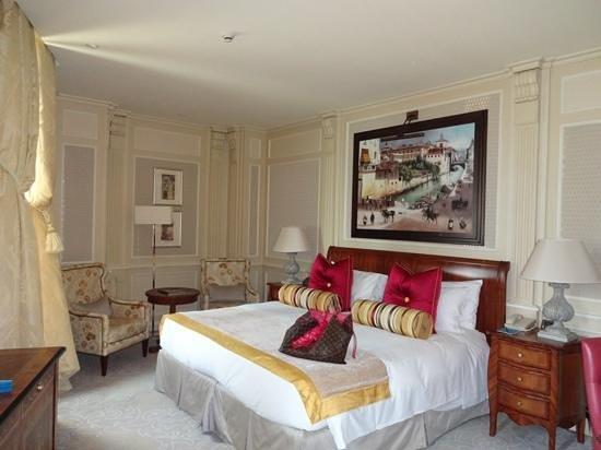 Hotel Principe Di Savoia: soñado el hotel un lujo bellisimo y muy buena atencion !!!!!