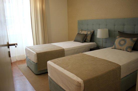 Casas do Porto - Ribeira Apartments: Twin bedroom