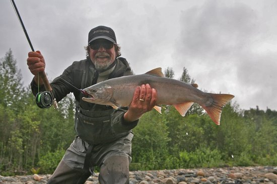 Dave Fish Alaska: Silver on the Tal