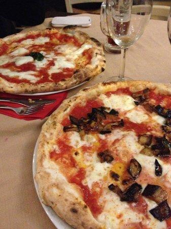 Regine Trastevere: pizze