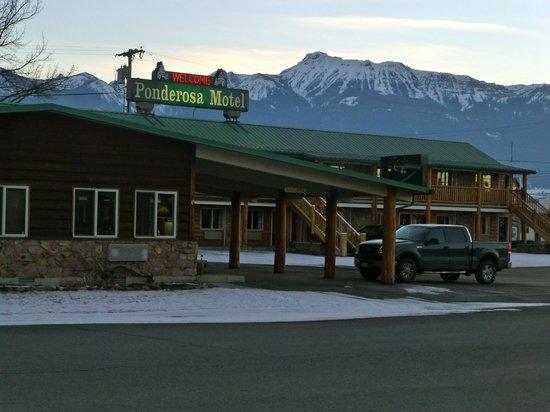 Ponderosa Motel: The Ponderosa