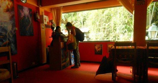 El Mistico Machupicchu: Reception