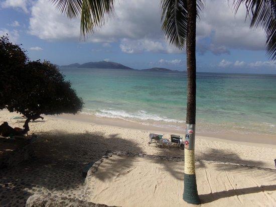 Sebastian's on the Beach: View from balcony