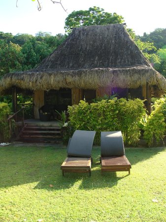 Qamea Resort And Spa Fiji : Bure