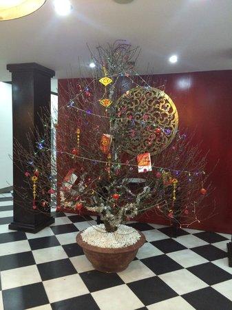 Eastin Easy GTC Hanoi: Lunar New Year decorations - Eastern Easy