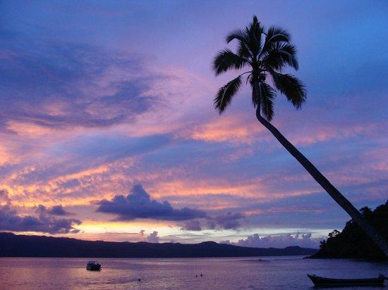 Qamea Resort And Spa Fiji : beach view