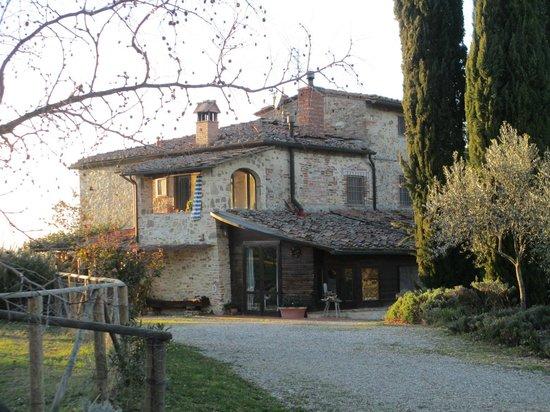 Agriturismo Molinuzzo: House