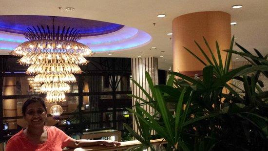 Sheraton Xi'an Hotel : Lobby