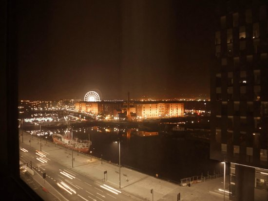Travelodge Liverpool Central The Strand: Room with a view (1)
