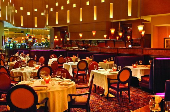 Harrah's Resort Southern California: Fiore Steak & Seafood