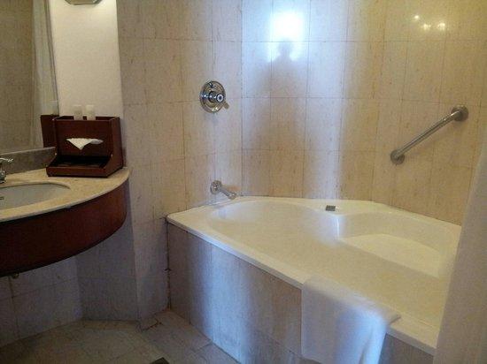 Aryaduta Makassar: Bath tub