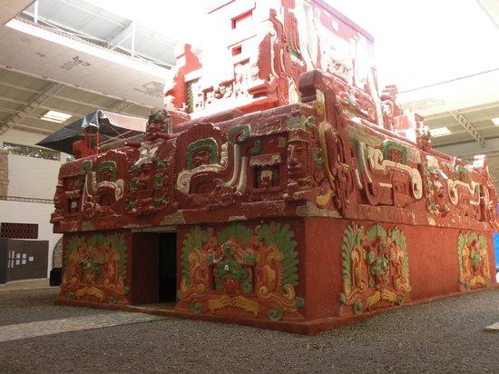 Sculpture Museum: three