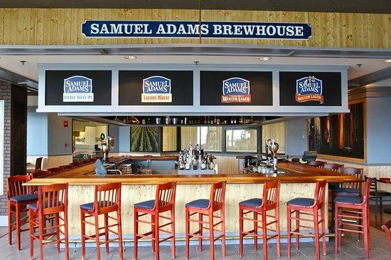 Sam Adams Brewhouse