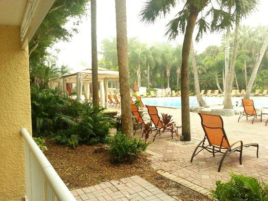 Bonaventure Resort & Spa: view of pool