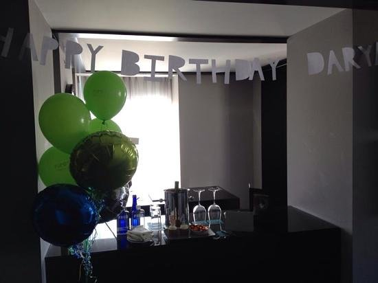 Kimpton Nine Zero Hotel: special birthday treats