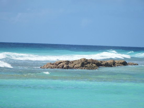 Coconut Court Beach Hotel: lovely beach