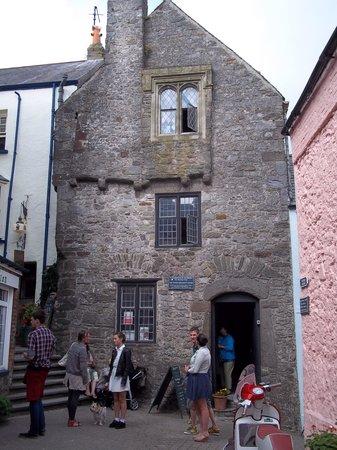 Tudor Merchant's House