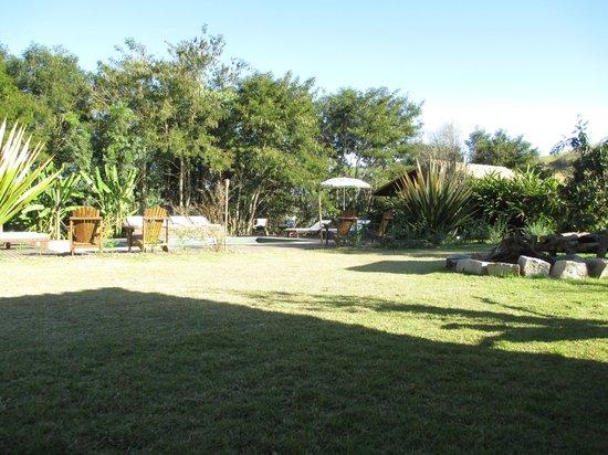 Celeiro do Gutto: Jardim