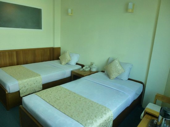 Silver Star Hotel: Room