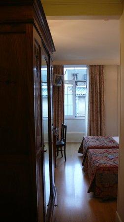 Grande Hotel de Paris : Habitación