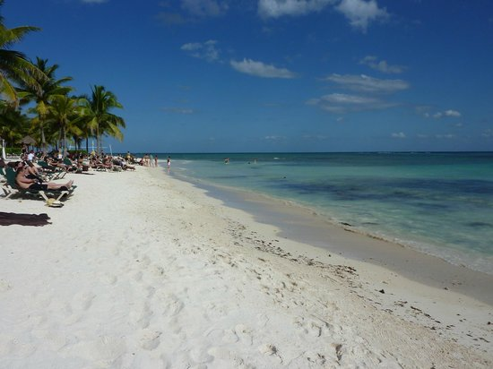 Dreams Tulum Resort & Spa : La playa