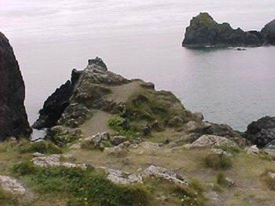 The Lizard and Kynance Cove : Kynance Cove