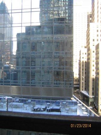 Ameritania Hotel: vistas desde la habitación