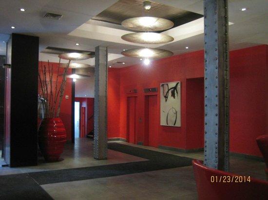Ameritania Hotel : lobby