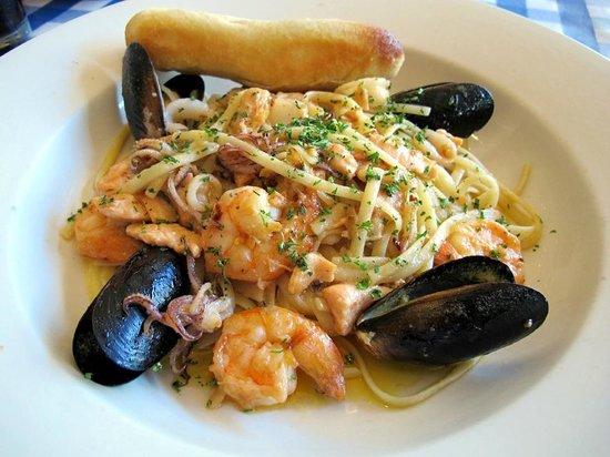Italianis: Frutti di mare