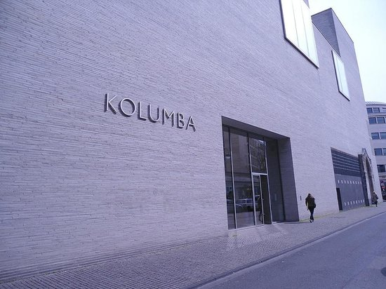 kolumba museum k ln foto van kolumba keulen tripadvisor. Black Bedroom Furniture Sets. Home Design Ideas