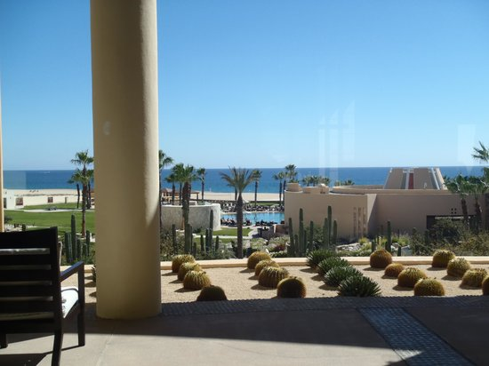 Pueblo Bonito Pacifica Golf & Spa Resort : View from the lobby
