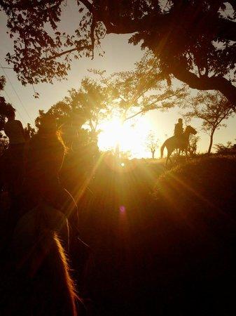 Finca Las Nubes: Horse Riding on the Farm