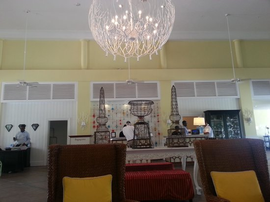 Hotel Riu Palace St Martin: lobby